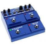 Digitech JML2 Jamman Stereo Looper w/ Power Supply and (2) 10′ Instrument Cables 2