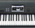 Korg KROME 88-Key Music Workstation Keyboard & Synthesizer 1