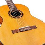 Cordoba C3M Classical Guitar Bundle with Gig Bag, Tuner, Austin Bazaar Instructional DVD, and Polishing Cloth 3