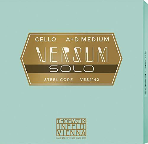 Thomastik Strings for Cello Versum Solo complete set