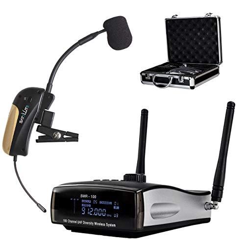 Nady Satellite| 100-Channel True Diversity Wireless Instrument System for Horns