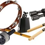 Meinl Percussion Essential Percussion Pack with Tambourine