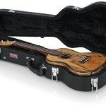 Gator Cases Deluxe Hard-Shell Wood Case For Tenor Style Ukuleles (GWE-UKE-TEN) 1