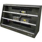 Pittsburgh Modular Structure EP-420 420hp Desktop Eurorack Enclosure w/ 10 Cables 1