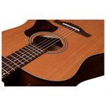 Seagull 046386 S6 Original New 2018 Model Acoustic Guitar w/Hard Case 2