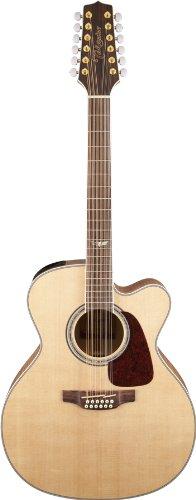 Takamine Jumbo Cutaway 12-String Acoustic-Electric Guitar