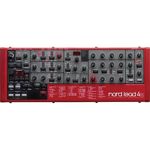 Nord Lead 4 Rack Table Top Performance Synthesizer
