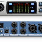 PreSonus Audio Interface, 4 Mic Pres – 4 Line Outs (Studio 68) 2