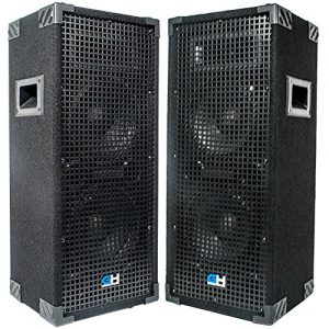 Grindhouse Speakers -Pair of Passive Dual 8 Inch 2-Way