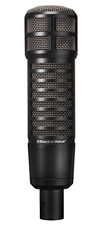 Electro-Voice Large Diaphragm Dynamic Vocal Microphone