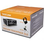 Tascam Trackpack 2×2 Complete Recording Studio Package for Mac/Windows Computers 2