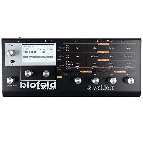 Waldorf Blofeld Module Black