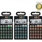 Teenage Engineering PO-12 Rhythm, PO-14 Sub & PO-16 Factory Package with 1 Year Free Extended Warranty
