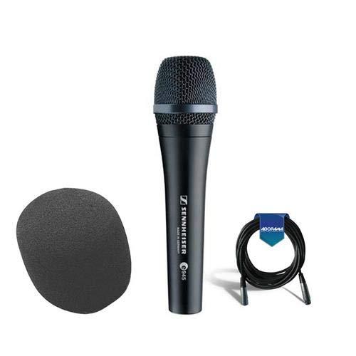 Sennheiser Wired Super-cardioid Dynamic Handheld Vocal Microphone