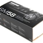 Shure SM58-CN Cardioid Dynamic Vocal Microphone 2
