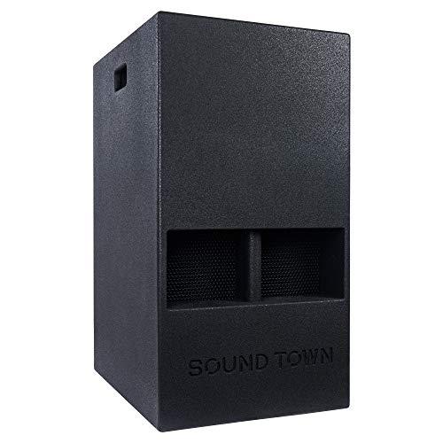 "Sound Town CARME Series 15"" 1000W Powered PA/DJ Subwoofer"