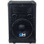 Grindhouse Speakers – GH10L – Passive 10 Inch 2-Way PA/DJ Loudspeaker Cabinet  – 600 Watt Full Range PA/DJ Band Live Sound Speaker 1