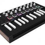 Arturia MiniLab MKII Inverted MIDI Controller Black 1