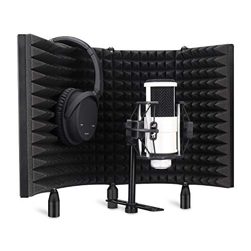 Aokeo Professional Studio Recording Microphone Isolation Shield