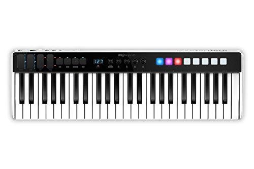 IK Multimedia iRig Keys I/O 49 49-key music creation workstation