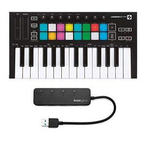 Novation Launchkey Mini MK3 Mini-Key MIDI Keyboard