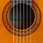 Yamaha C40 Classical Guitar Bundle with Gig Bag, Tuner, Strings, String Winder, Austin Bazaar Instructional DVD, and Polishing Cloth 2