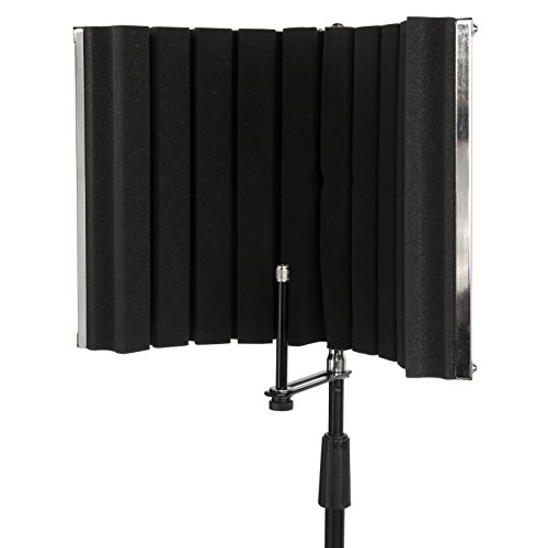 LyxPro VRI-30 Sound Absorbing and Vocal Recording Microphone
