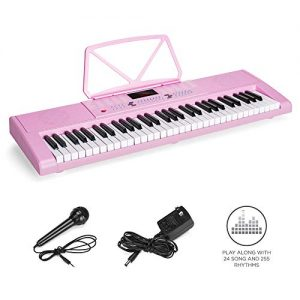 Best Choice Products 61-Key Portable Electronic/Electric Keyboard Piano