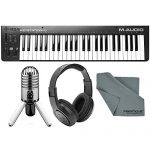 M-Audio Keystation 49 II MIDI Keyboard Controller