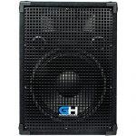 Grindhouse Speakers – GH12L-Pair – Pair of Passive 12 Inch 2-Way PA/DJ Loudspeaker Cabinets  – 700 Watt each  Full Range PA/DJ Band Live Sound Speaker 2