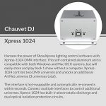 CHAUVET DJ Stage Light Accessory (XPRESS-1024) 1