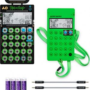 Teenage Engineering Pocket Operator Rick and Morty Limited Edition