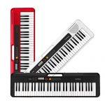 Casio Casiotone, 61-Key Portable Keyboard