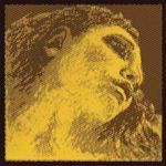 Pirastro Evah Pirazzi Gold Violin String Set - Gold Wound G