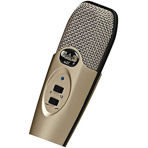 CAD Audio USB Studio Condenser Recording Microphone