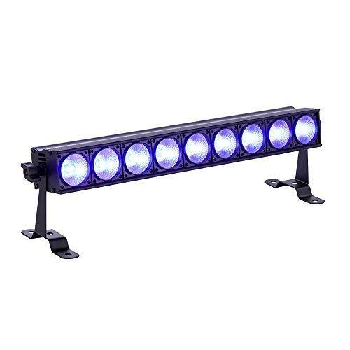MFL. COB LED Bar 9 Stage Lighting Pixels RGBW Quad Colors Metal Body