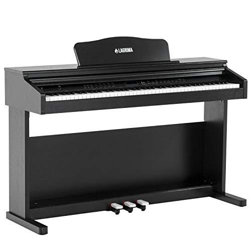 LAGRIMA Digital Piano, 88 Keys Electric Keyboard Piano for Beginner