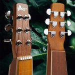 Limited Edition ~ WINZZ Hawaiian Weissenborn Classic Acoustic Lap Steel Guitar for Enthusiasts 2