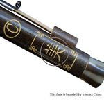 Bamboo 3 Octaves Chinese Hulusi Flute Woodwind #105 + Case + How to Play Guide 3