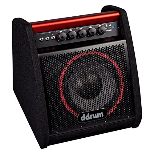 ddrum Electronic Percussion Amplifier, 50 Watts