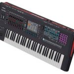 Roland Tabletop Synthesizer (FANTOM-6) 3