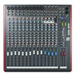 Allen & Heath ZED-18 18-Channel Multipurpose USB Mixer for Live Sound and Recording 1