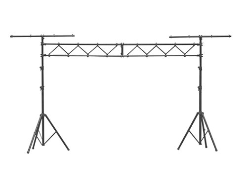 On-Stage Lighting Stand with Truss