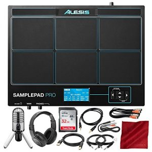 Alesis Sample Pad Pro 8-Pad Percussion and Triggering Instrument