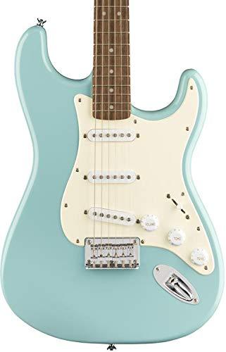 Squier by Fender Bullet Hard Tail Stratocaster - Laurel Fingerboard