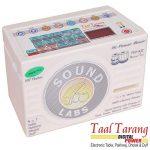 Electronic Tabla – Taal Tarang Digital Compact Tabla, In USA, Electronic Tabla Drum Kit by Sound Labs, Tabla Sampler DJ Machine, With Bag, Instruction Manual, Power Cord (PDI-DH)