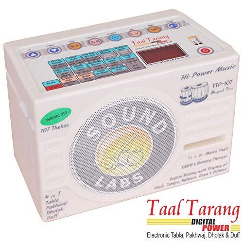 Electronic Tabla - Taal Tarang Digital Compact Tabla, In USA