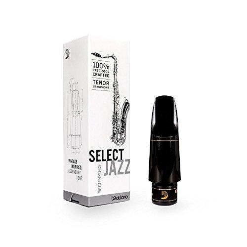 D'Addario Woodwinds Select Jazz Tenor Saxophone Mouthpiece
