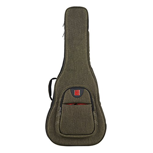 Music Area WIND 20 Series Acoustic Bag - Green
