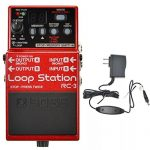 Boss Loop Station and Boss Power Supply